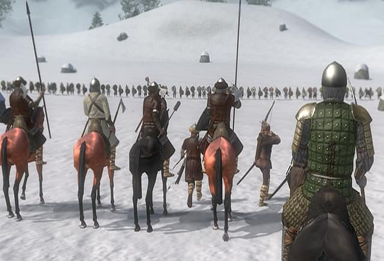 How to find companions in Mount And Blade Warband