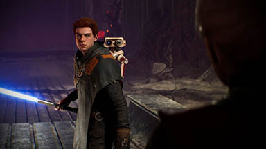 "Lucas film hopes ""Star Wars Jedi: fallen order"" relates to bounty hunters and bombers"
