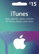 CDKoffers.com, Apple iTunes Gift 15 USD