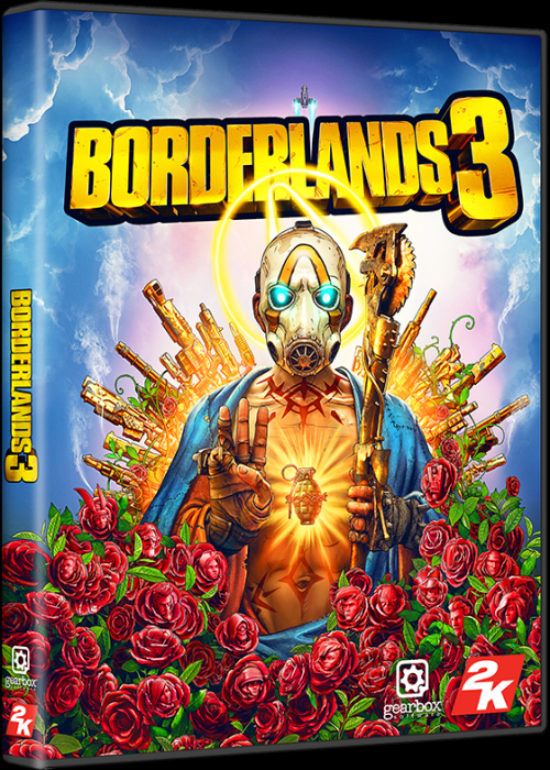 Borderlands 3 Epic CD Key EU
