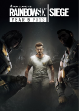 CDKoffers.com, Tom Clancys Rainbow Six Siege Year 5 Pass DLC UPLAY KEY EU