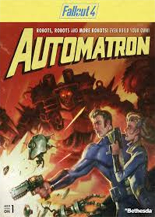 Fallout 4 Automatron DLC Steam CD Key