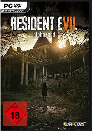 Resident Evil 7: Biohazard Steam CD Key ROW