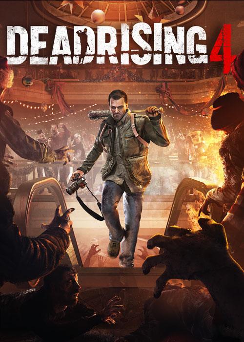Dead Rising 4 Steam CD Key