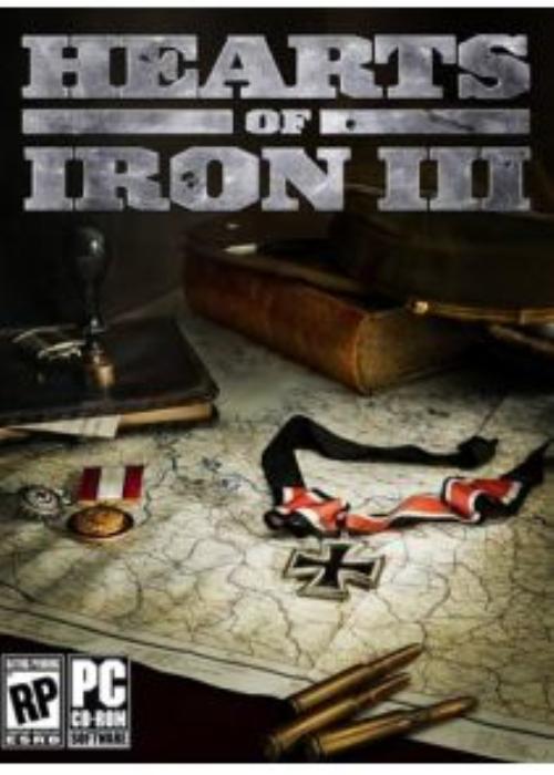 Hearts Of Iron 3 Steam CD Key