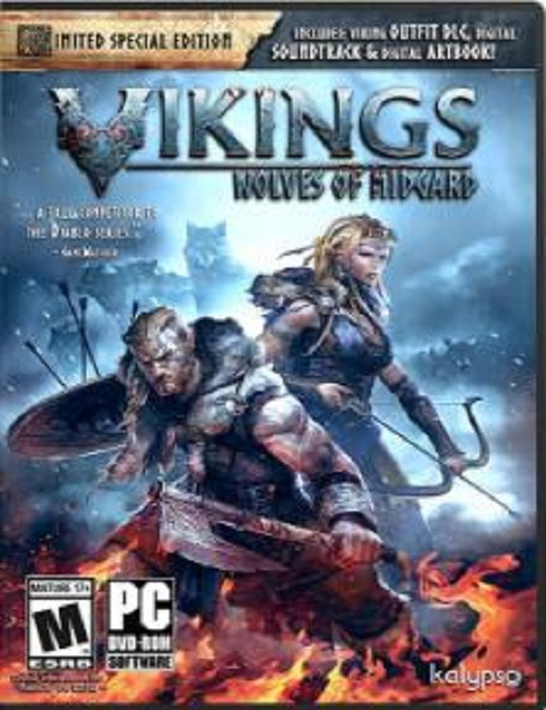 Vikings Wolves Of Midgard Steam CD Key