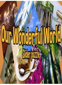 Our Wonderful World Steam CD Key