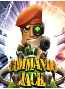 COMMANDO JACK Steam CD Key