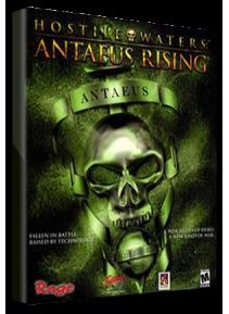 Hostile Waters Antaeus Rising Steam CD Key