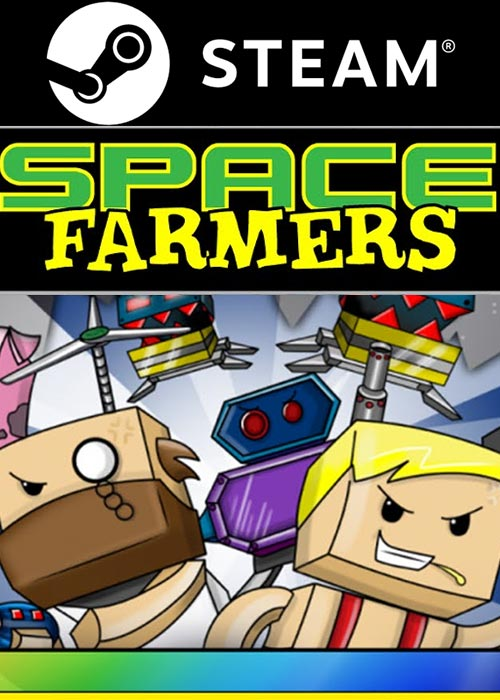 Space Farmers Steam Key Global