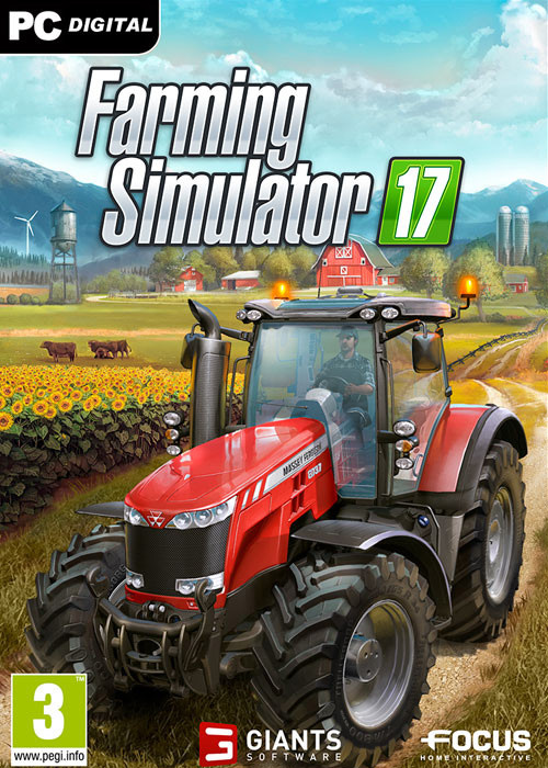 Farming Simulator 17 GIANTS CD Key Global