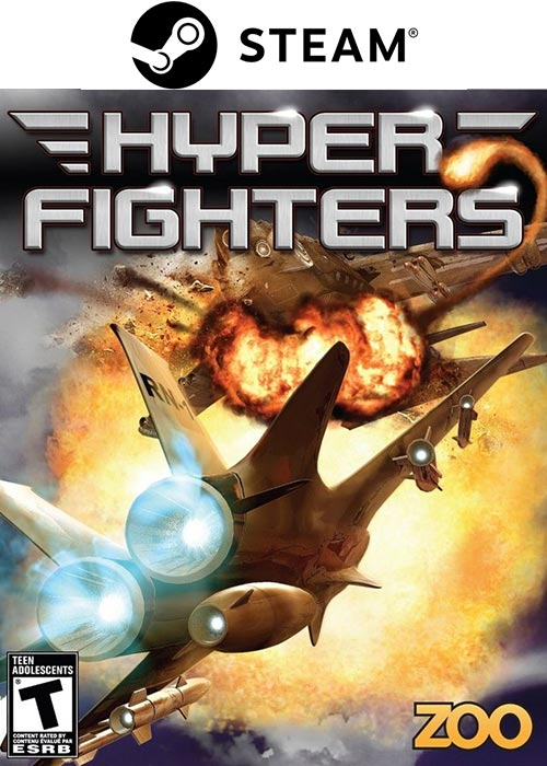 Hyper Fighters Steam Key Global
