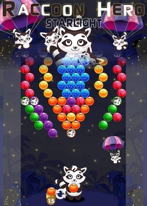 Raccoon Hero Starlight Steam Key Global
