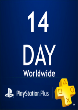 CDKoffers.com, PlayStation PSN Plus Card 14 Days UK (PS4 Only)