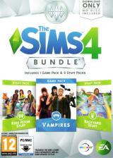 CDKoffers.com, The Sims 4 Bundle 4 DLC Origin CD Key