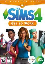 CDKoffers.com, The Sims 4 Get To Work Origin CD Key