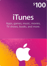 CDKoffers.com, Apple iTunes Gift 100 USD