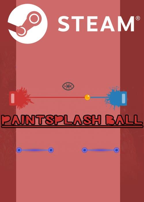 Paintsplash Ball Steam Key Global