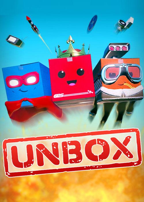 Unbox Steam CD Key