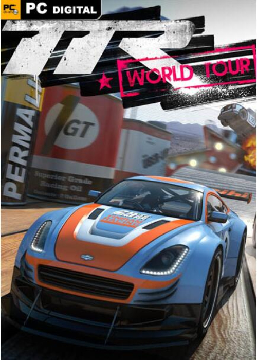 Table Top Racing World Tour Steam Key Global