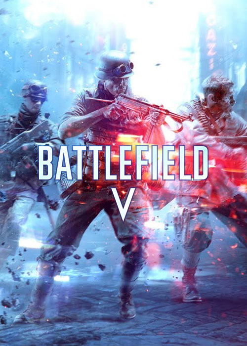 Battlefield V Cloud Activation CD Key GLOBAL