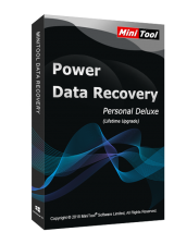 Official MiniTool Power Data Recovery Personal Deluxe CD Key Global