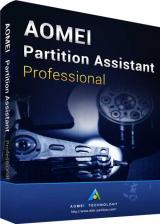 Official AOMEI Partition Assistant Professional 8.0 Edition Key Global