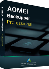 Official AOMEI Backupper Professional 5.0 Key Global