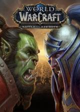 Official World Of Warcraft Battle For Azeroth Expansion Key NORTH AMERICA