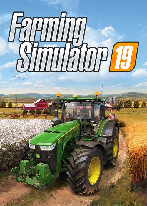 Farming Simulator 19 GIANTS CD Key Global