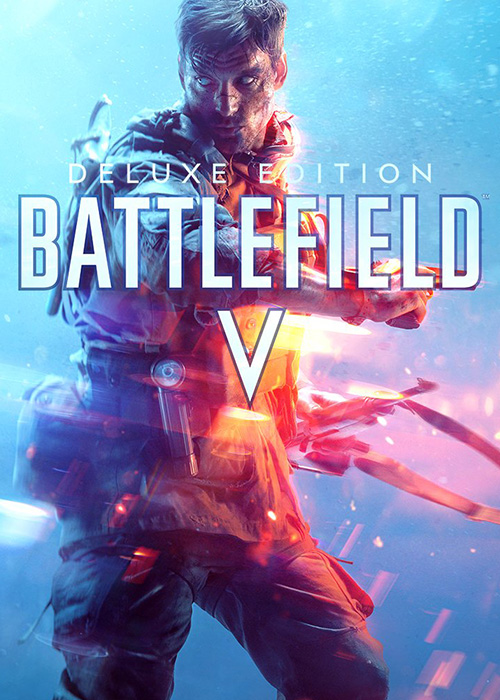 Battlefield V Deluxe Edition Cloud Activation CD Key GLOBAL