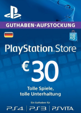 CDKoffers.com, Play Station Network 30 EUR DE