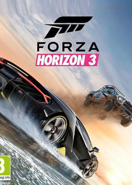 Forza Horizon 3 Xbox One Key Windows 10 Global