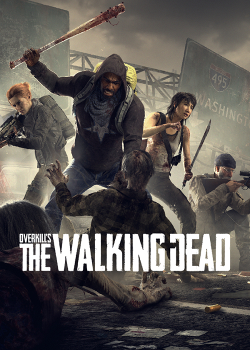 Overkill's The Walking Dead Steam Key