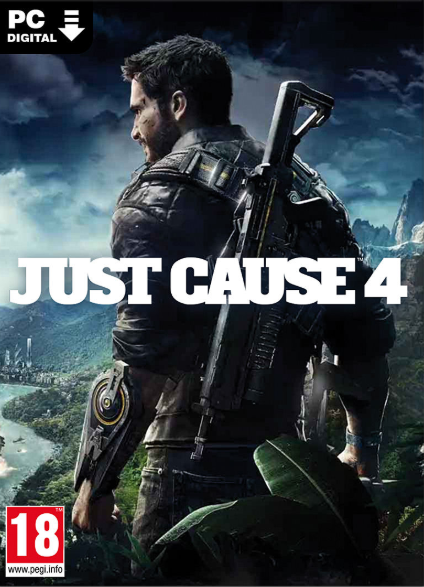Just Cause 4 Steam CD Key EU