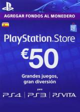 CDKoffers.com, Play Station Network 50 EUR ES/SPAIN
