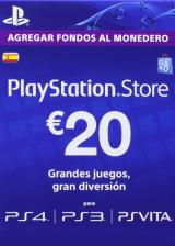 CDKoffers.com, Play Station Network 20 EUR ES/SPAIN