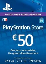 CDKoffers.com, Play Station Network 50 EUR FR