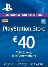 CDKoffers.com, Play Station Network 40 EUR DE