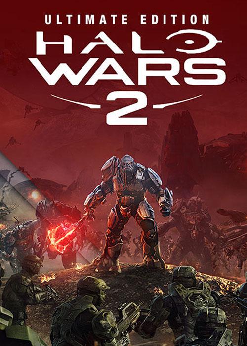 Halo Wars 2 Ultimate Edition Xbox One key Windows 10 Global