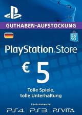 CDKoffers.com, Play Station Network 5 EUR DE