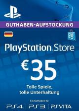 CDKoffers.com, Play Station Network 35 EUR DE