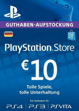 CDKoffers.com, Play Station Network 10 EUR DE