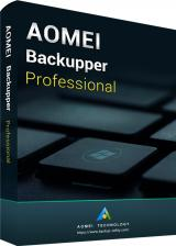 Official AOMEI Backupper Professional 365 Days 5.0 Edition Key Global
