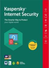 Official Kaspersky Internet Security 3 PC 1 Year Key Global