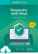 Official Kaspersky Antivirus 1 PC 1 Year Key Global
