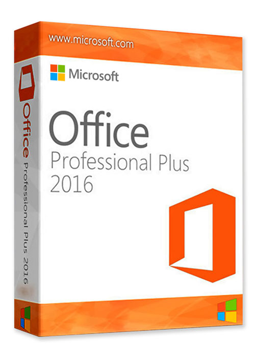 Office2016 Professional Plus CD Key Global(2PC)