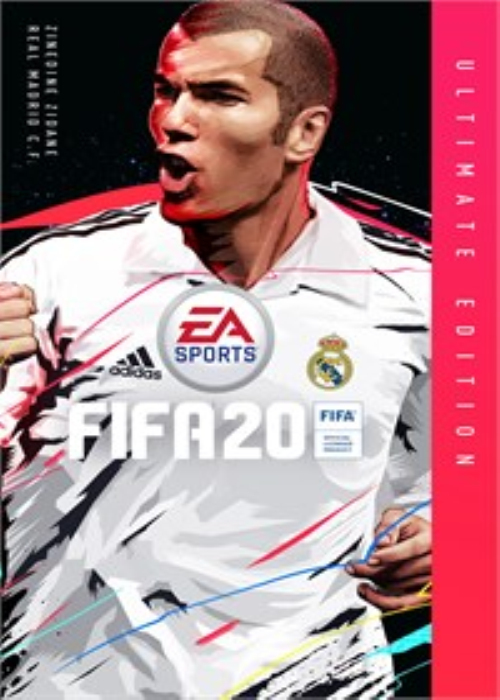 FIFA 20 Ultimate Edition Xbox Key Global