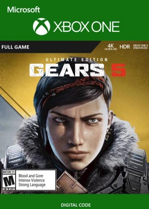 Gears 5 Ultimate Edition XBOX LIVE Key Windows 10 Global