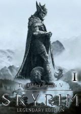 Official The Elder Scrolls V Skyrim Legendary Edition Steam CD Key EU